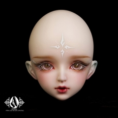 Hua Rong/White (Face up)