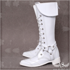 70+ Noble boots(white)