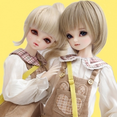 1/4 Kid Bjd Leisure Fullset /Timy