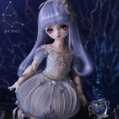 1/6 Aquarius dress(Blue moon)-- Starry body size
