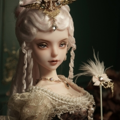 60cm Female doll Adele (The Time Ambassador)
