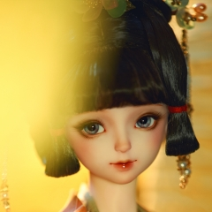 58cm female doll Princess Taiping (Face-up)