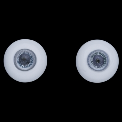 16mm azure Colorsplash eyeballs