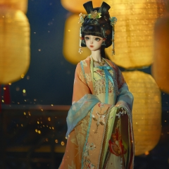 1/3 ancient style female outfits - Shujing