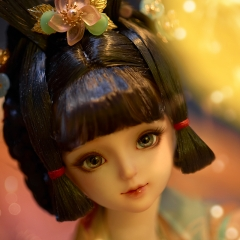 58cm female doll Princess Taiping - 'Glorious Life'